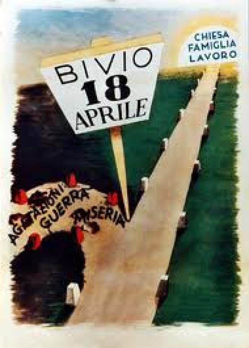 «1948», quando l'Italia scelse di schierarsi con l'Occidente
