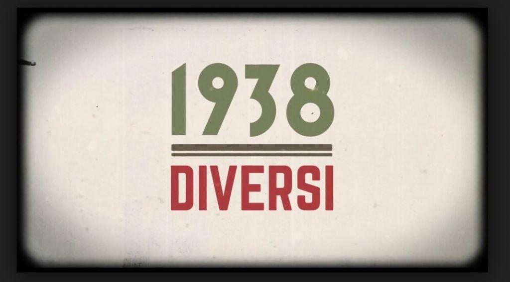 57cea6e3a5 '1938. Diversi': ecco il documentario sulle leggi