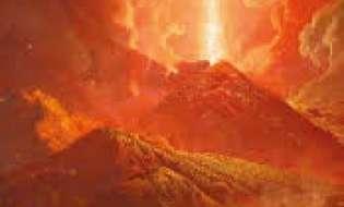 La fine di Pompei? La Storia supera il romanzo