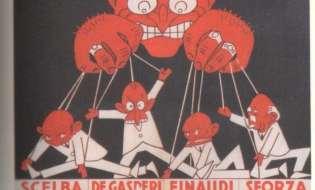 Storia nazionale riletta tra Stalin e De Gasperi